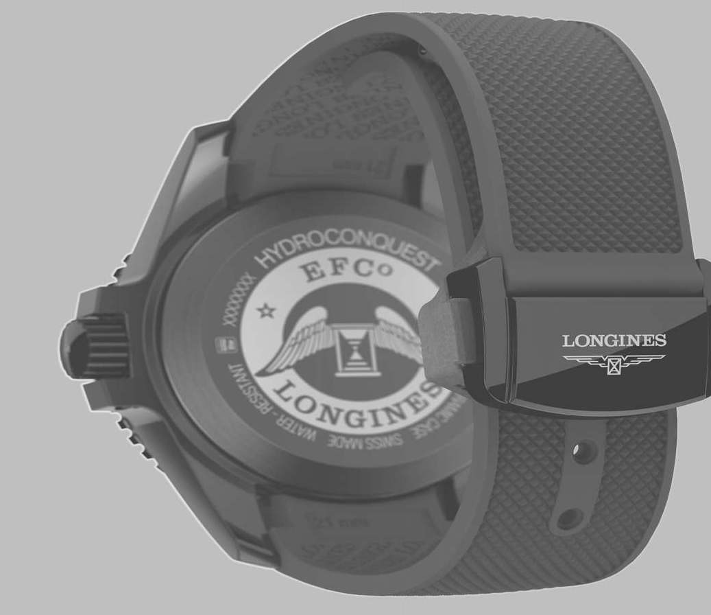 Longines HydroConquest All Ceramic